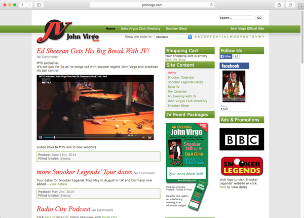 john-virgo-website